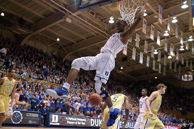 Duke welcomes Wake to Cameron