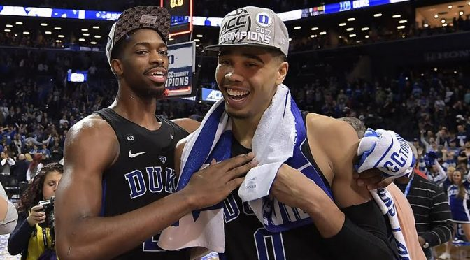 Duke heads to Greenville