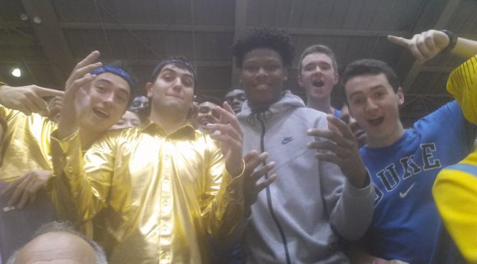 Key Duke Prospect Cameron Reddish.