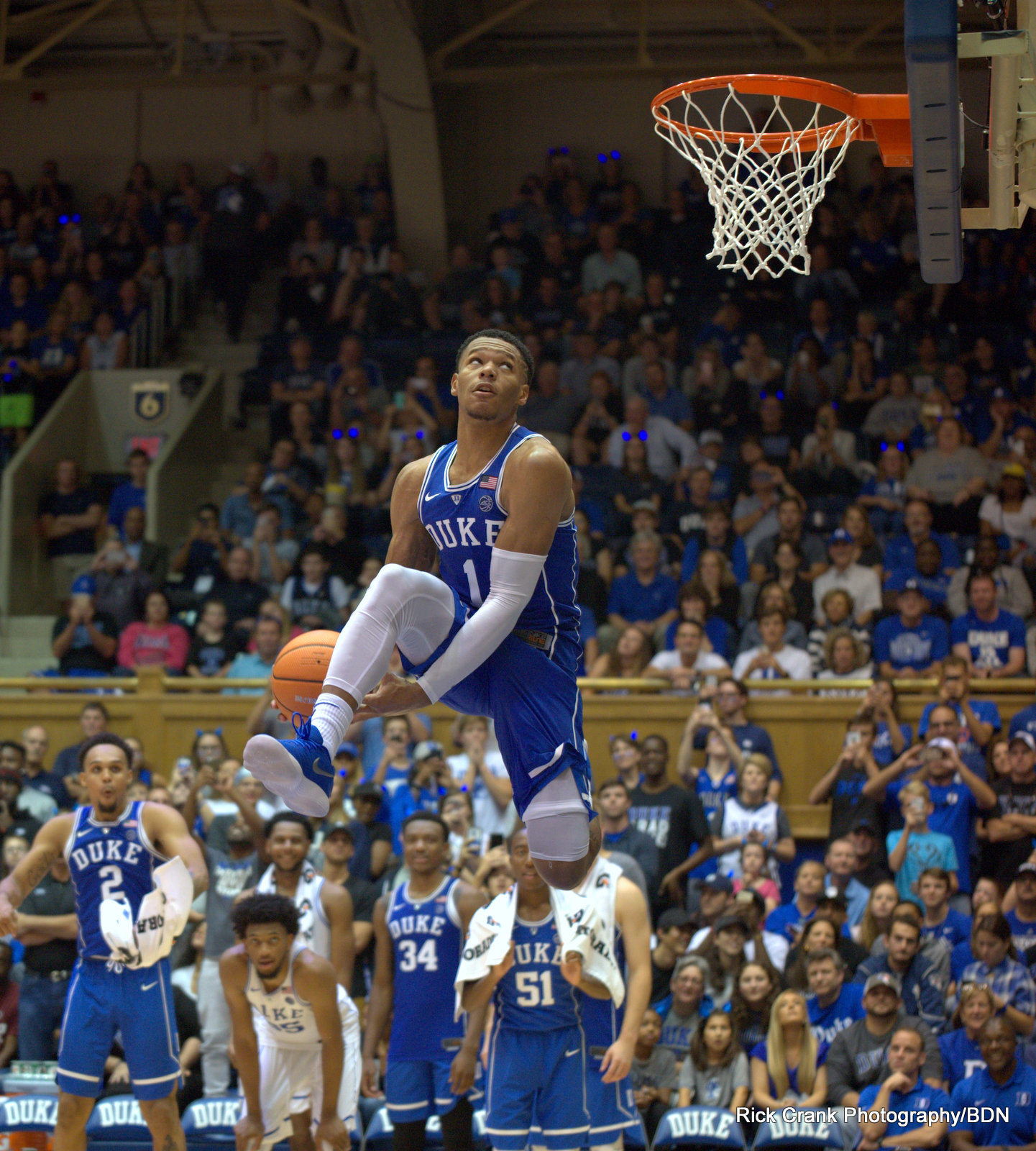 Blue Devil Nation: 10 Random Thoughts on Duke Basketball ...