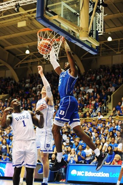 eca23a34ed72 Blue Devil Nation  The Duke Basketball Season is Upon Us